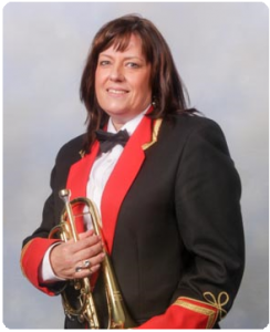 Catherine Dowrick - St Dennis Band